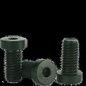 M5-0.80x10 MM Low Head Socket Cap 10.9 Coarse Alloy SIP 147 Thermal Black Oxide (100/Pkg.)