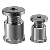 Kipp M20x1.0 Dia Height Adjustment Bolt for M8 Screw, Stainless Steel (1/Pkg.), K0692.020081