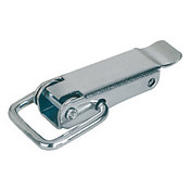 Kipp Latch with Pull Bar, 2.8 mm Borehole, Steel, Style A (1/Pkg.), K0044.1330571