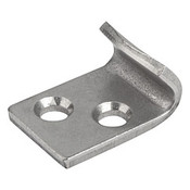 Kipp Clamp for Adjustable Latch with Movable Hook Clamp, Stainless Steel, Style A  (1/Pkg.), K0050.9135212