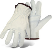 BOSS Unlined Goatskin Driver Safety Glove