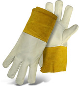 Cowhide Leather TIG Welder Gloves by BOSS