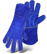 BOSS Premium AirFoam Lined Cowhide Welder Gloves