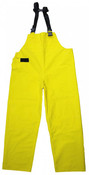 Yellow 50mm PVC Poly Lined Overall, Size: 3XL (3 Rainsuits)