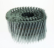 "1-1/2"" x .080"" 15-Degree Wire Weld Coil Nails - Hot Dipped Galvanized, Ring Shank (3,000 Pcs./Box), Grip Rite #GRC4R80DHG"