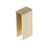 "1-3/4"" x 1/2""- ""BCS""-style Medium Crown Staples - Electrogalvanized (10,000/Box)"