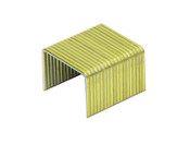 "1"" x 1"" - ""P""-style Wide Crown Staples - Electrogalvanized (10,000/Box), Grip Rite #GRP13"