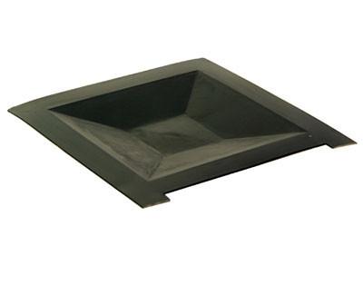 Concrete Block Cavity Caps, Plastic (100 Pcs /Box) - AFT Fasteners