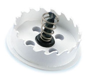 """1-1/4"""" Carbide Tipped Hole Cutters (1/Pkg.)"""
