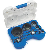 Plumber's Speed Slot Hole Saw Kit, 17-Piece