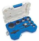 Contractor's Speed Slot Hole Saw Kit, 17-Piece