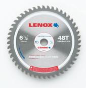"""Lenox 5/8"""" x 6-1/2"""" Metal Cutting Circular Saw Blade (Qty. 1) #21877TS612048CT"""