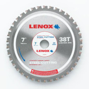 "5/8"" x 7-1/4"" Aluminum Cutting Circular Saw Blade (Qty. 1)"