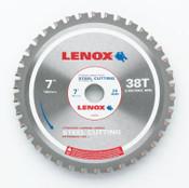 "Lenox 5/8"" x 10"" Aluminum Cutting Circular Saw Blade (Qty. 1) #21887AL100080CT"