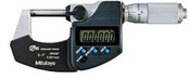 Mitutoyo Friction Thimble Micrometer from www.aftfasteners.com