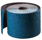 "Floor Sanding Rolls - Zirconia Cloth - 12"" x 25 YD, Grit/ Weight: 80X, Mercer Abrasives 404080 (1/Pkg.)"