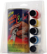 Plasti Dip Synthetic Rubber Coating - DIY Color Kit