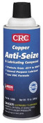 CRC Copper Anti-Seize Lubricant in convenient aerosol can.