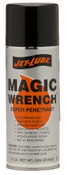 Jet Lube Magic Wrench Penetrant in convenient aerosol can.