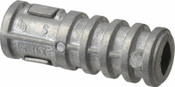 "Powers Fasteners - 01201-PWR - 1/2"" Short Lag Shield Anchor (50/Pkg.)"