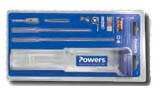 Powers Fasteners - 2291SD-PWR - Tapper+ Xtreme Installation Kit (2291SD) (5 Sets)