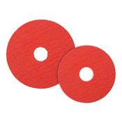 "CeraFlame Premium Resin Fibre Discs - Ceramic 4-1/2""x7/8"" Hole, Grit 24, Mercer Abrasives 315024 (25/Pkg.)"