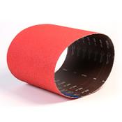 """CeraFlame Premium Ceramic Floor Sanding Belts - 7-7/8"""" x 29-1/2"""", Grit/ Weight: 40X, Mercer Abrasives 433040 (5 Belts/Pkg.)"""