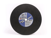 """12"""" x 1/8""""(5/32) x 20 mm Premium Cut-Off Wheel for Portable Gas Saw - Double Reinforced - All Metals,  Mercer Abrasives 612040 (10/Pkg.)"""