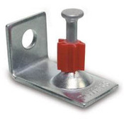 """Powers Fasteners - 50364-PWR - 1"""" .300 Head Drive Pin with 90-Degree Ceiling Clip (100/Pkg.)"""