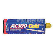 Powers Fasteners - 8490SD-PWR - AC100+ Gold Dual Cartridge, 28 oz. (825ml) (5/Pkg.)