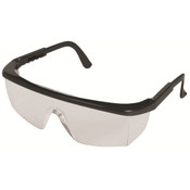 ERB Sting-Rays Adjustable Fit Safety Glasses, Clear Anti-Fog Lens 15237 (12 Pr.)