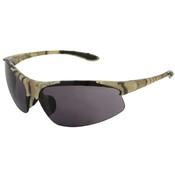 ERB Commandos Safety Glasses, Camo Frame/Gray Lens 18615 (12 Pr.)