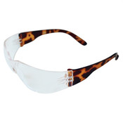 ERB Lucy Ladies I-Protect Safety Glasses, Tortoise Shell/Clear Anti-Fog Lens 17513 (12 Pr.)