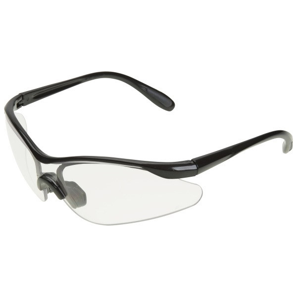 Clear Frame with Clear Anti-Fog Lens ERB 16515 Superbs Safety Glasses