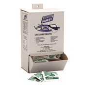 ERB Lens-Cleaning Towelettes, Individually Packaged (100/Box)