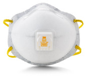 3M 8516 Particulate N95 Disposable Respirator Mask (Qty. 10)