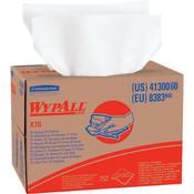 WypAll® X70 Wipers, Brag Box, White, 152/Box