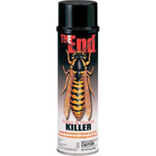 The End.™ Wasp & Hornet Killer, 12 oz Aerosol, 12/Case