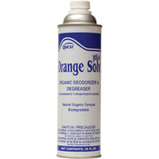 Orange Solv Plus Organic Citrus Deodorizer & Degreaser, 20 oz Aerosol, 12/Case