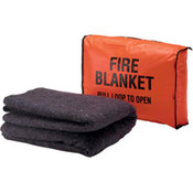 "Fire Blanket Bag, 17"" x 12"" x 4"""