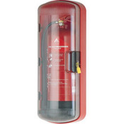 FireTech™ ABS Extinguisher Cabinet