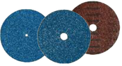 "Floor Sanding Edger Discs - Zirconia Cloth Bolt-On - 7"" x 5/16"" Hole, Grit/ Weight: 120X, Mercer Abrasives 409120 (25/Pkg.)"