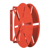 "Heavy-Duty Hose Reel (For 1 1/2"" Rack 150', SJ 100', & DJ 75' Hose), 30""L x 25""H x 5 3/4""W"