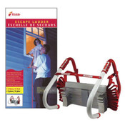 Kidde Escape Ladder, Three-Story, 25 ft