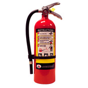 Badger™ Advantage™ 5 lb ABC Fire Extinguisher w/ Vehicle Bracket