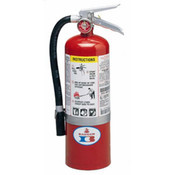 5 lb ABC Standard Line Extinguisher w/Wall Hook
