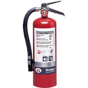Badger™ Extra 5 lb BC Fire Extinguisher w/ Wall Hook