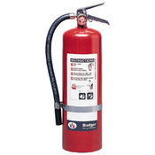 Badger™ Extra 10 lb BC Fire Extinguisher w/ Wall Hook