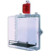 AED Cabinet w/ Siren/Strobe Alarm