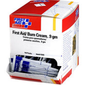 First Aid/Burn Cream,0.9 g, 144/Box